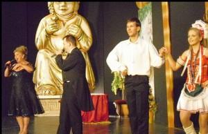A humor az operett egyik alappilére