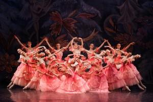 Diótörő balett az egyik legnagyobb klasszikus