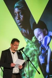 A Verzió emberi jogi filmfesztivál megnyitója