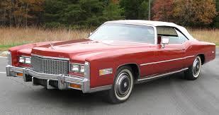 A Cadillac Eldorado egy legendás jármű