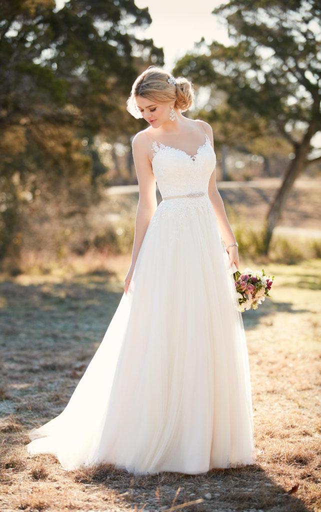 Gyönyörű menyasszonyi ruha kollekciók
