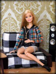 Barbie Baba Mattel