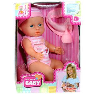 pisilő baba
